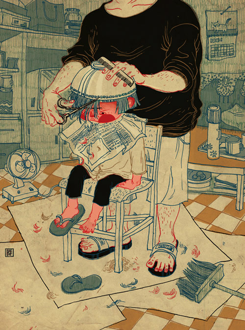 illustrator illustration victo ngai