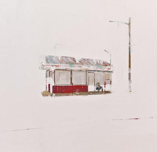 artist painter painting brett amory