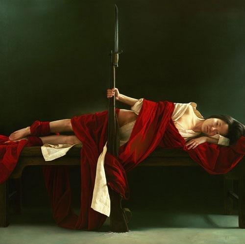 artist painter painting liu yuanshou