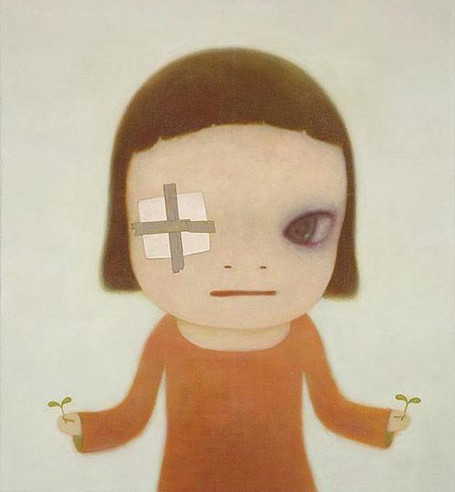 artist painter painting yoshitomor nara