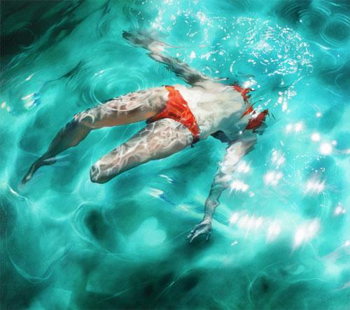 artist painter painting sarah harvey