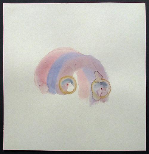 artist austin power watercolor painting
