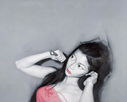 artist painter painting he sen