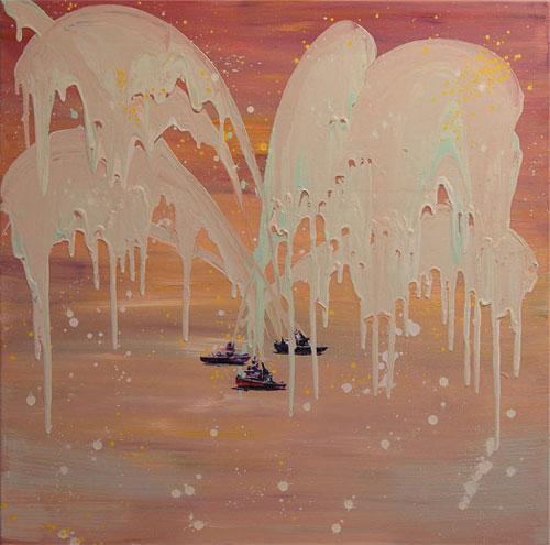 artist painter painting hidenori mitsue