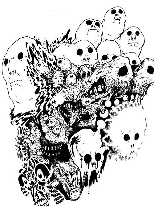 artist jared africa drawings