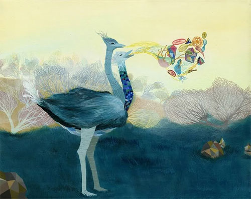 artist painter painting linda kim