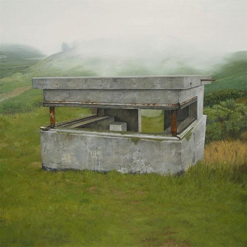 artist painter painting michael hall