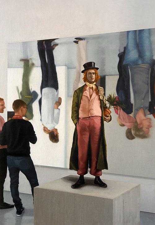 artist painter painting andrew sendor
