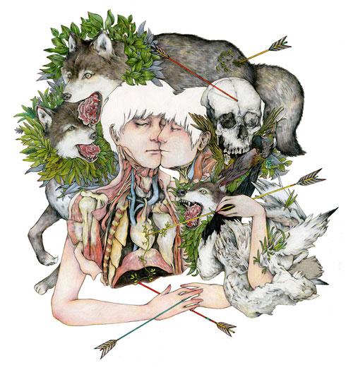 fumi mini nakamura artist illustrator designer
