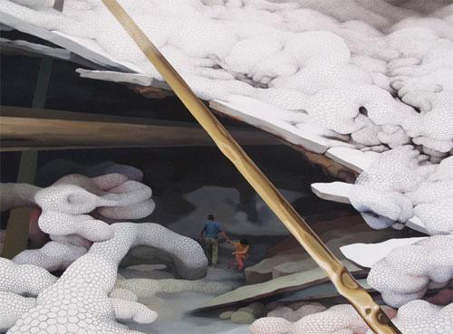 artist painter painting jung-yeon min
