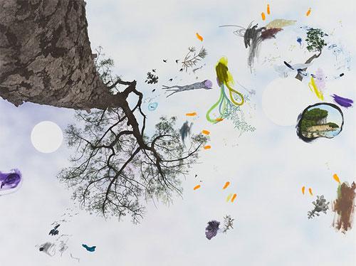 artist painter painting benny droscher