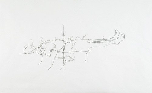 artist drawings chloe piene