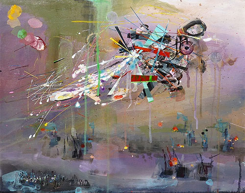 artist painter painting dena schuckit