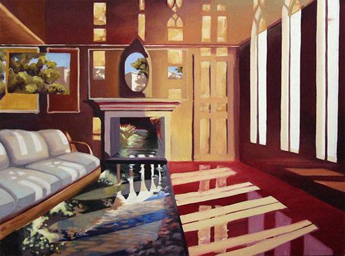 artist painter painting jacqueline Norheim