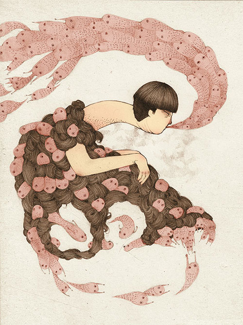 illustrator illustration jeannie phan