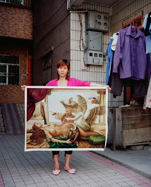 china copy artist by photographer photography michael wolf