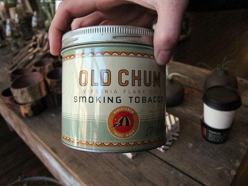 walter manning old chum old faithful vancouver blog shop