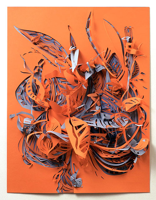 artist cut paper simone lourenco