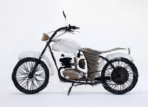 artist sculptures by tim hawkinson