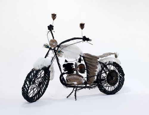 artist sculptures by tim hawkinson