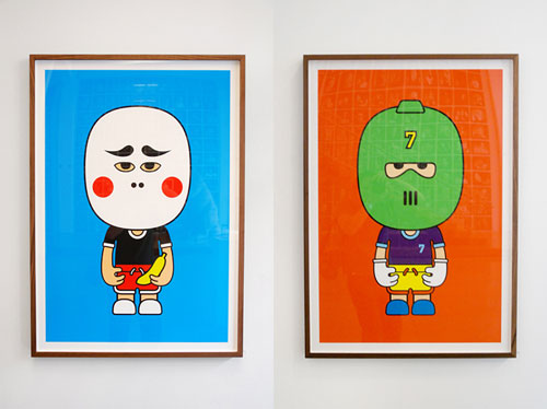 self portraits by undoboy