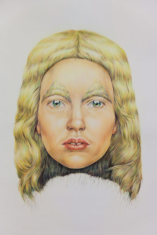 artist winnie truong canadian drawing