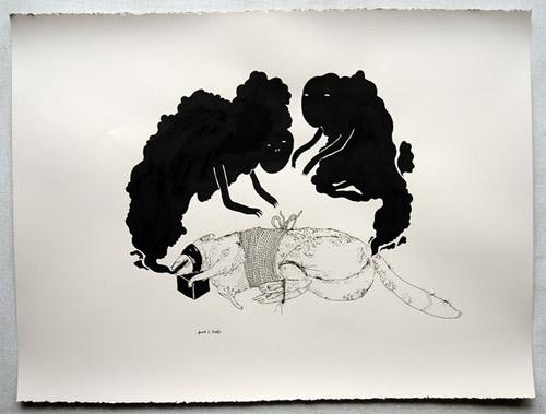artist jacob o rolfe drawings