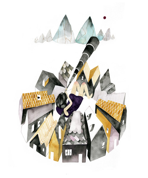 andrea wan illustrator illustration artist