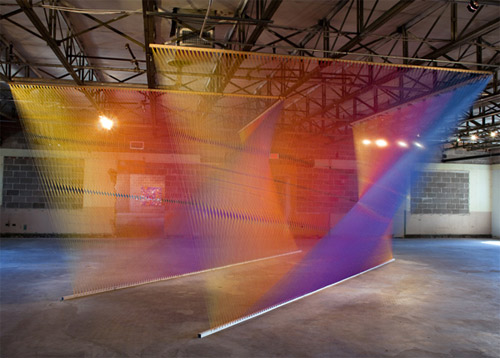thread artworks by artist gabriel dawe