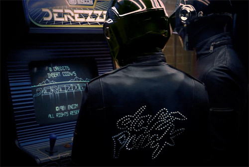 daft punk derezzed soundtrack tron music video