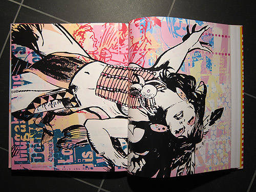 faile book artists new york screen prints gestalten