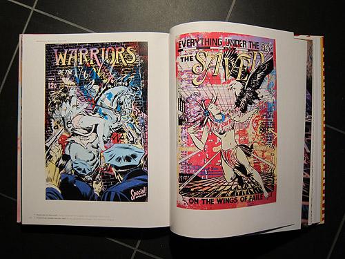 faile book artists new york screen prints gestalten