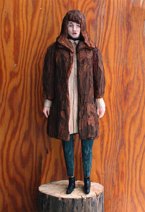 artist heidi johansen sculpture