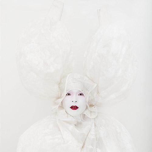 self-portraits by kimiko yoshida