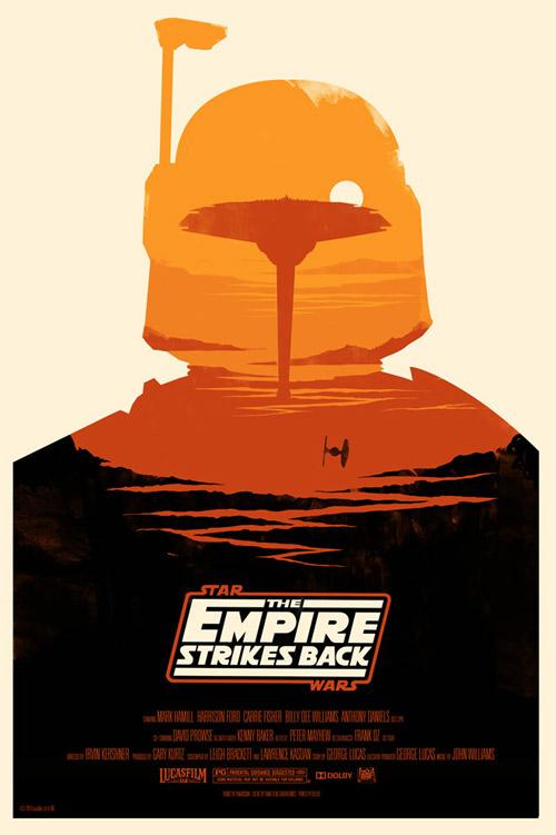 star wars posters mondo olly moss designer