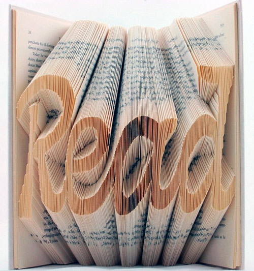 isaac salazar book art folded
