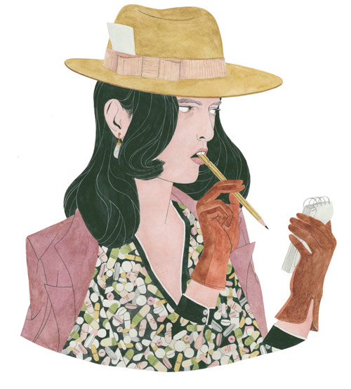 illustrations illustrator riikka sormunen