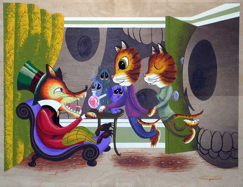 artist painter painting andrew brandou