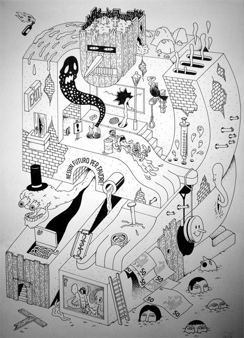 artist ekta drawings sweden