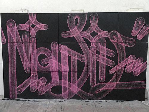 graffiti artist babou