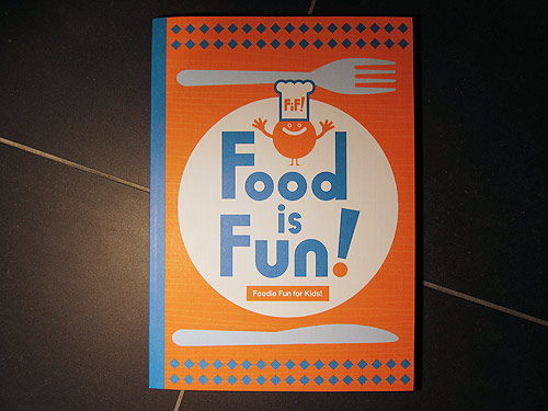 food is fun anorak magazine kids recipes