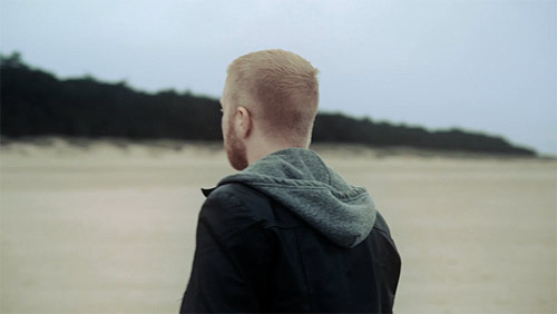 howl by james delay music video