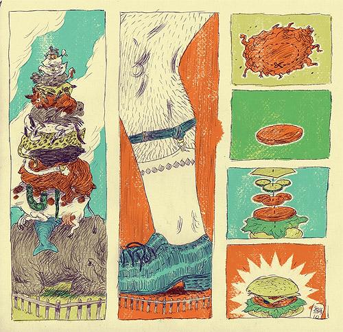 comic book artist mikkel sommer