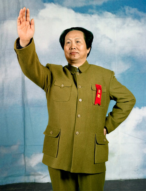 Chinese Mao Impersonators photographer Tommaso Bonaventura