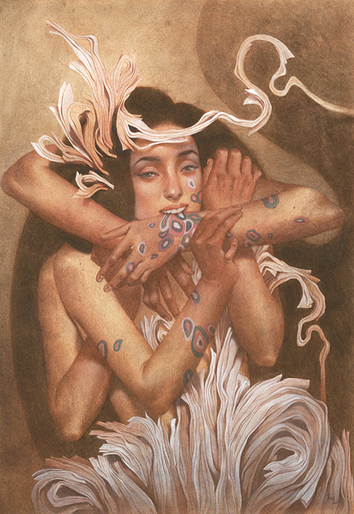 Artist illustrator Tran Nguyen