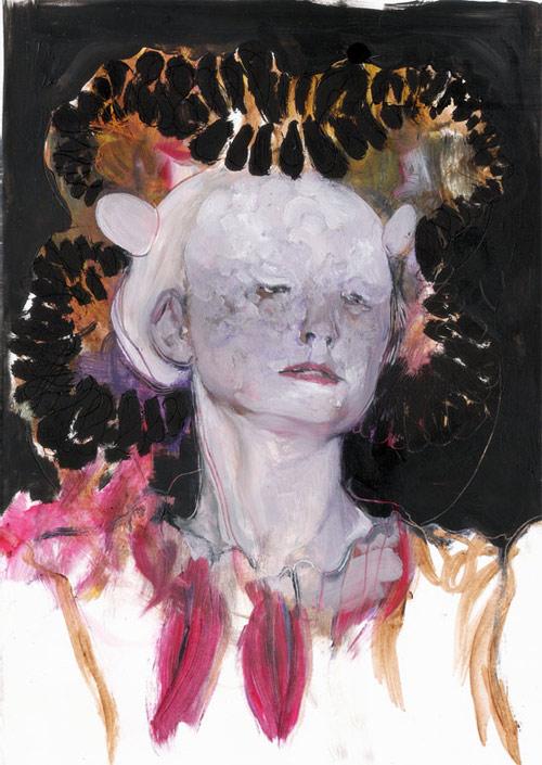 artist painter painting maureen gubia