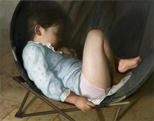 artist painter painting vincent desiderio