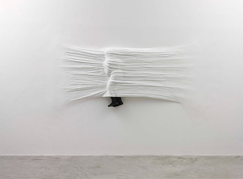 sculptures by artist daniel arsham