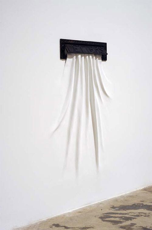 sculptures by artist daniel arsham