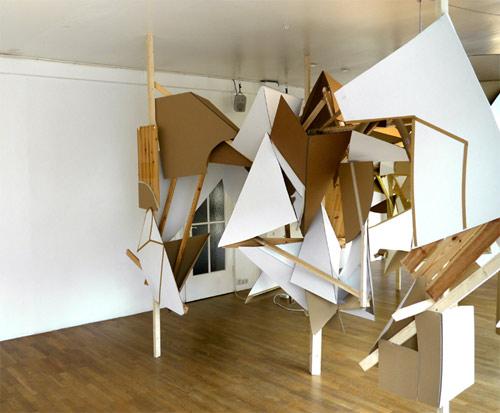Artist Clemens Behr